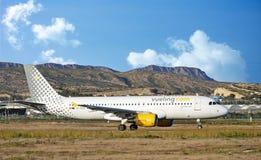 Vueling.com Passenger Aircrart Royalty Free Stock Image