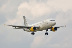 Vueling plane Royalty Free Stock Image