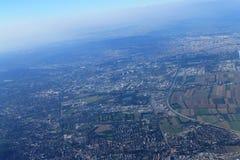 vuelo Fotografía de archivo