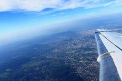 vuelo Fotografía de archivo libre de regalías