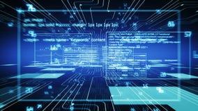 Vuelo con el código fuente Fondo azul de Digitaces HD 1080