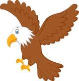 Vuelo de Eagle ilustración del vector