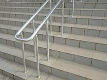 Vuelo de los pasos de la escalera Foto de archivo libre de regalías