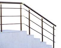 Vuelo de los pasos de la escalera Fotografía de archivo libre de regalías