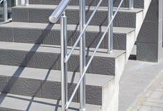 Vuelo de los pasos de la escalera Imagen de archivo