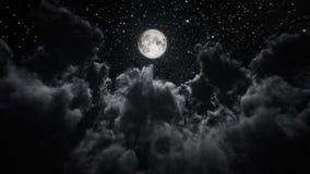 Vuelo sobre las nubes - coloque el fondo azul de lujo de faceta cristalina libre illustration