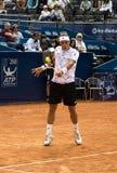 Vuelta de López del jugador un ball-2 Imagen de archivo