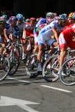 Vuelta een España 2010 Stock Afbeeldingen