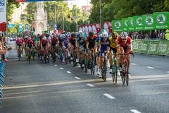 Vuelta un España 2018 images stock