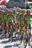 Vuelta un España 2010 Immagine Stock Libera da Diritti