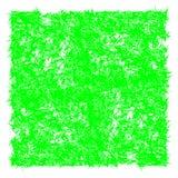 Vueltas del verde Fotografía de archivo libre de regalías
