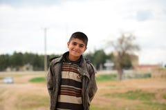 Vuelva en Kobane Foto de archivo
