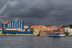 Vues autour de Punda - ferry Photo libre de droits