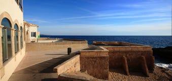 Vues d'océan Photos libres de droits