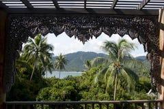 Vues d'océan Images libres de droits