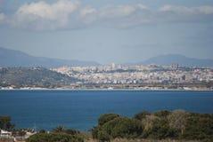 Vues de Cagliari Photos libres de droits