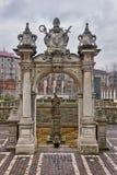 Vues de Cracovie, Pologne Photos stock
