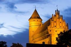 Vues de la Pologne. Images stock