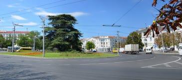 Vues de la ville de Sébastopol en mai 2014 Image stock