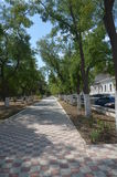Vues de la ville de Sébastopol en mai 2014 Photo stock