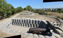 Vues de la ville de Sébastopol en mai 2014 Images stock