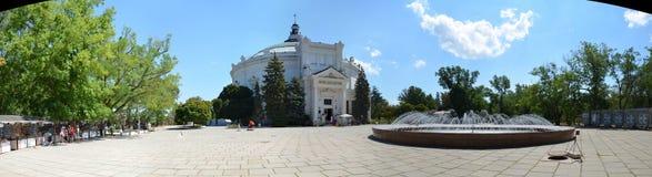 Vues de la ville de Sébastopol en mai 2014 Photos libres de droits