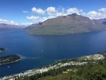Vues de lac Photographie stock libre de droits
