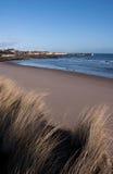 Vues de Lossiemouth images libres de droits