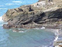 Vues de mer Photo stock