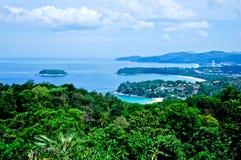 Vues de Phuket. Photo stock