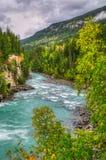 Vues de rivière Photographie stock libre de droits