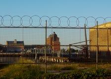 Vues de rivière de vieux port Photographie stock libre de droits