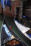 Vues de Venise Canal de mamie Passerelle de Rialto images stock