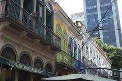 Vues de ville de Rio de Janeiro au Brésil photos stock