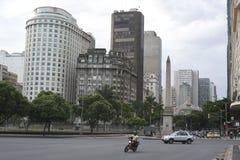 Vues de ville de Rio de Janeiro au Brésil images stock