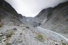 Vues des montagnes et des roches du Nouvelle-Zélande Images libres de droits