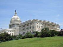 Vues du bâtiment de capitol situé dans notre capitale du ` s de nation, Washington, D C photographie stock