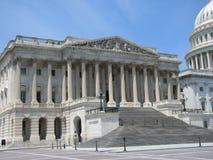 Vues du bâtiment de capitol situé dans notre capitale du ` s de nation, Washington, D C images stock