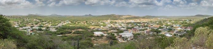 Vues du Curaçao à Gato Photographie stock libre de droits