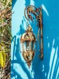 Vues légères du Curaçao de secteur de Petermaai photo stock
