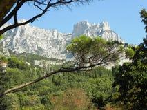 Vues panoramiques de bâti AI-Pétri Image libre de droits
