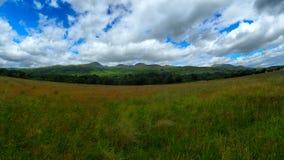 Vues panoramiques des montagnes écossaises Image libre de droits