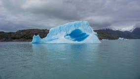 Vues scéniques d'Estancia Cristina et de Glaciar Upsala, Patagonia, Argentine photo stock