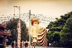 Vues spirituelles de Bangkok Photos stock