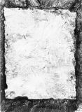 Vuil frame royalty-vrije illustratie