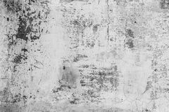 Vuil Gray Wall Abstract Background Texture Royalty-vrije Stock Foto's