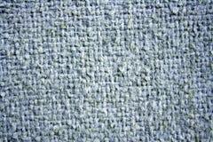 Vuile het weefselachtergrond van de textuur grijze doek, stock afbeeldingen