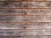 Vuile houten zijgevel Royalty-vrije Stock Afbeeldingen