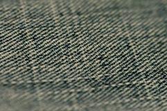 Vuile jeans Royalty-vrije Stock Afbeeldingen