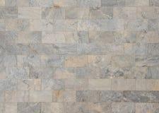 Vuile marmeren de textuurachtergrond van de muurtegel Royalty-vrije Stock Afbeelding